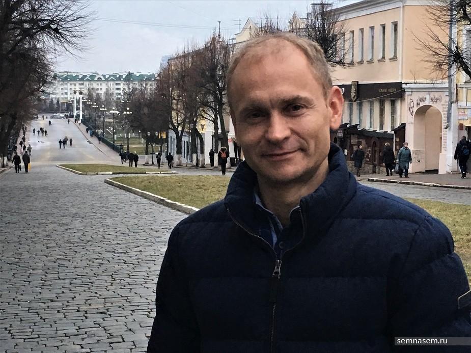 Студент из Германии Йорн Хезе об Орловском госуниверситете: Я был в шоке от страха, который я увидел в вузе