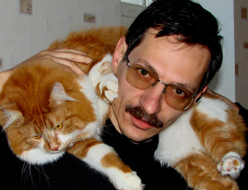 Олег Бреслав, специалист центра ДО