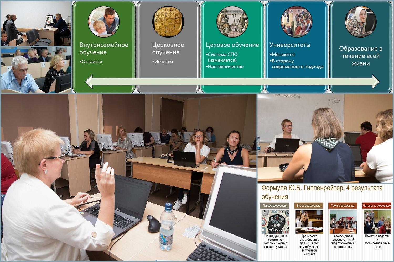 Проект постановки обучения с применением ЭО и ДОТ в организации