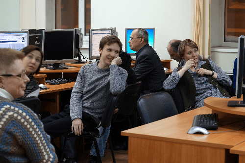 Продвинутый уровень разработки электронных курсов (группа обучающихся СПбГАСУ)