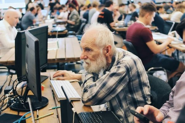 Евгений Полищук, программист из Санкт-Петербурга
