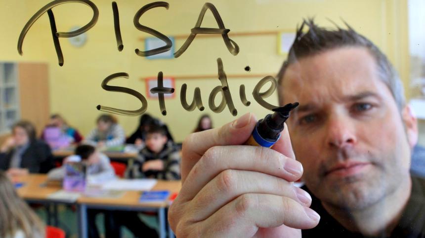 Результаты PISA и немецкие школы