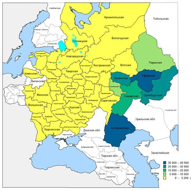 Картирование криминала и рост средневековых городов: зачем историкам ГИСы